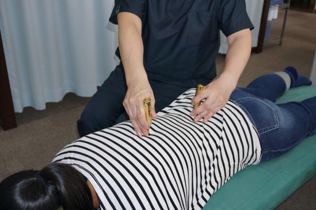 安全、安心なささない鍼の施術